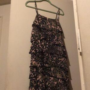 Rebecca Minkoff tiered flirty dress